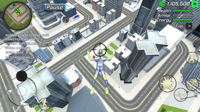 Amazing Rope Police screenshot 10