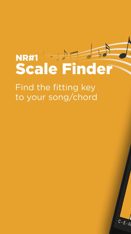 Key Finder - Musical Scales