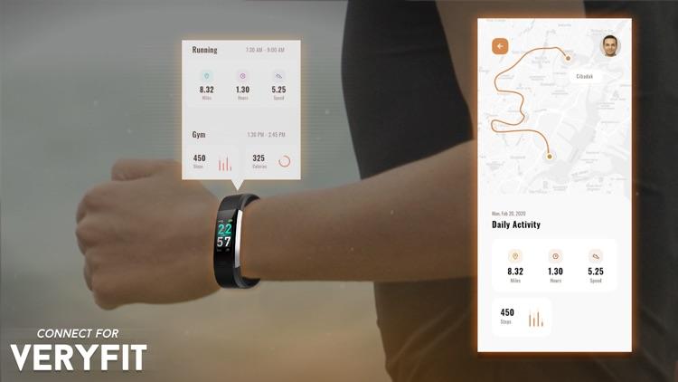 VeryFitPro - Smart Tracking