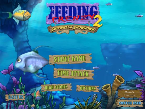 Feeding Frenzy 2 screenshot 6