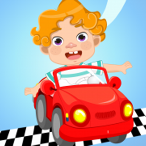 Baby Racing Bus - Entertainment app