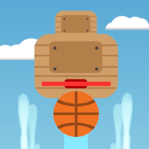 Water Launch Basketball
