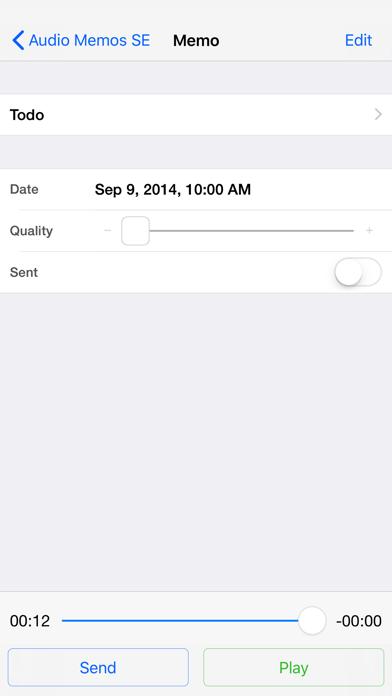 Audio Memos Free - The Voice Recorder App Profile  Reviews