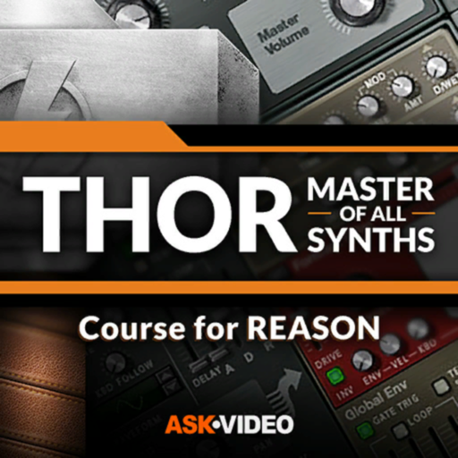 Master of all Synths Course