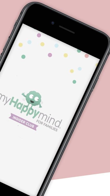 My Happy Mind - Families