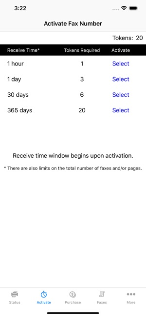 FaxReceive - receive fax app on the App Store