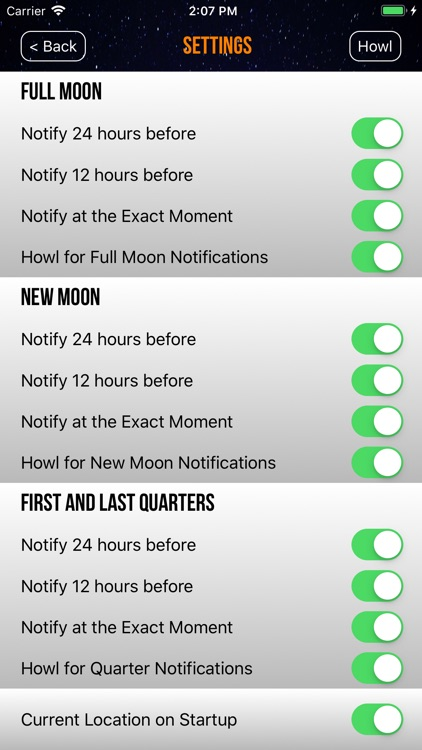 Moon Phase Calendar Plus screenshot-5