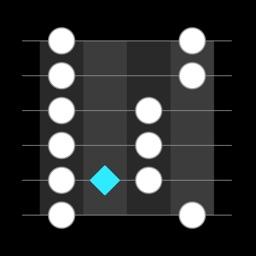 Blues Guitar Dots