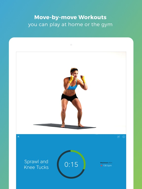 Workout Trainer screenshot