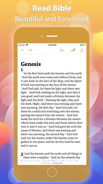 Holy Bible - Audio Bible screenshot-3