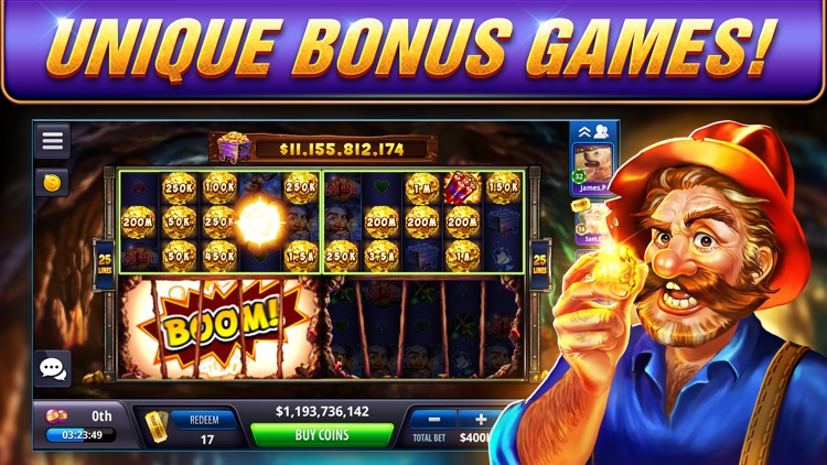 Take5 Casino - Slot Machines screenshot-1
