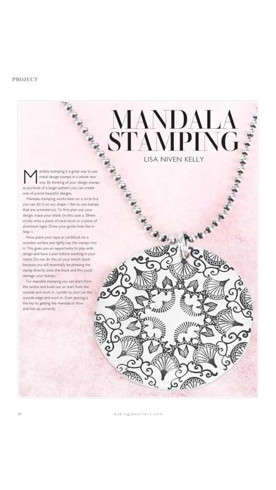 Making Jewellery Magazineのおすすめ画像8