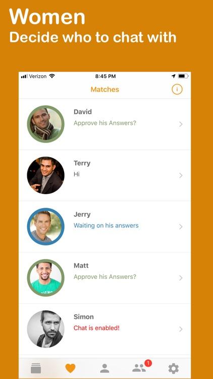 Deepr Dating App screenshot-3