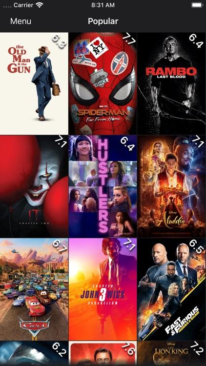 Find movies to watch screenshot-5