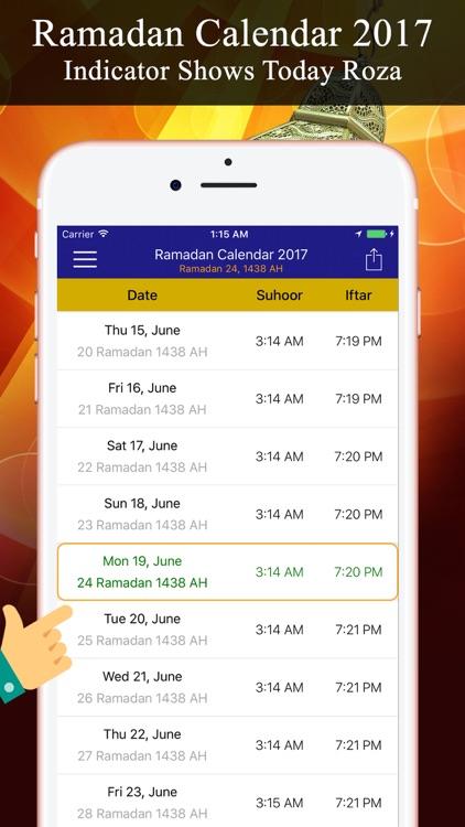 Ramadan Calendar PRO رمضان