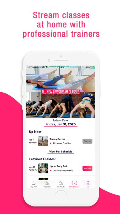 BootyMe – Butt Workout App Screenshot