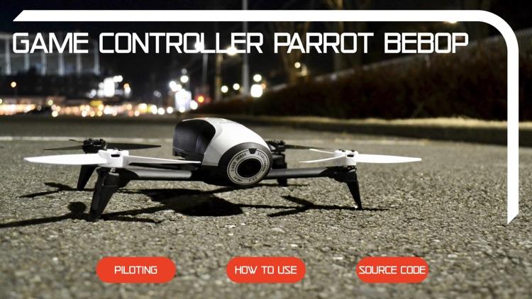 Game Controller Parrot Bebop