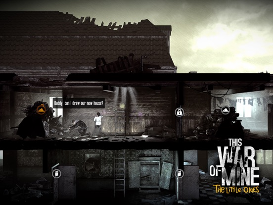 Ipad Screen Shot This War of Mine 2