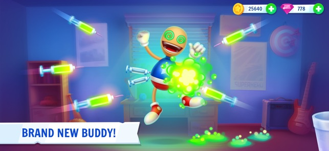 Kick the Buddy: Forever on the App Store