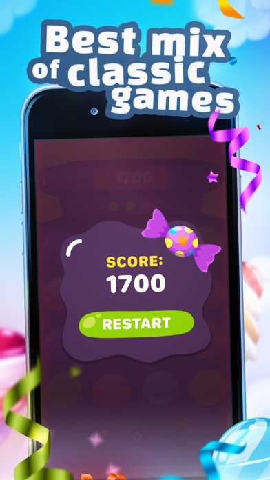 Candy Pop - NEW Match 3 Game på PC