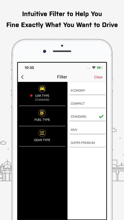 MyChoize Self Drive Car Rental screenshot-3