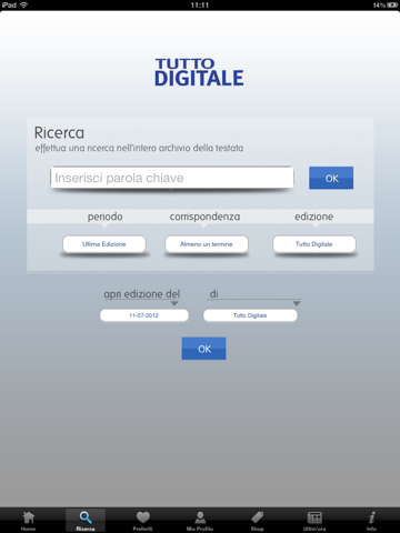 Tutto Digitale AltaDefinizione - náhled