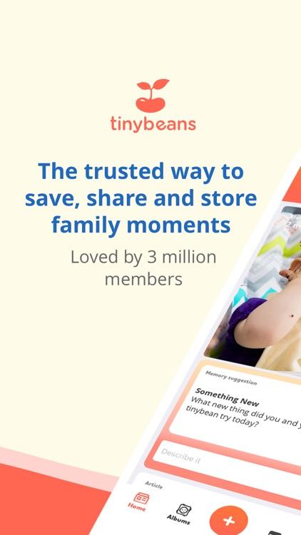 Tinybeans Baby & Family Album screenshot-0