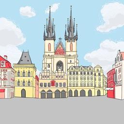 Prague 2020 — offline map