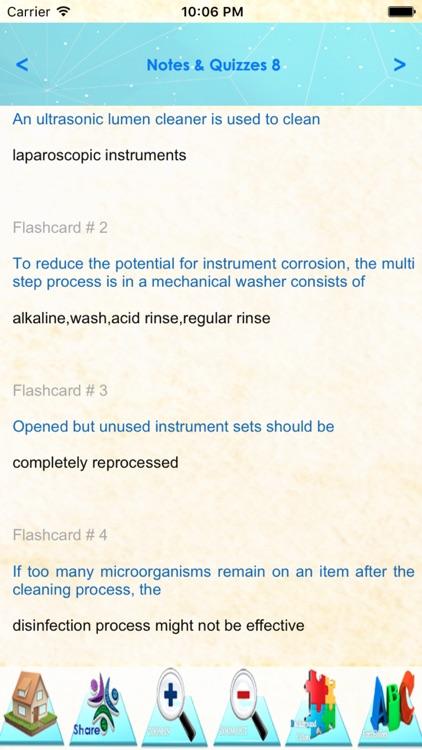 Sterile Processing Exam Review screenshot-4