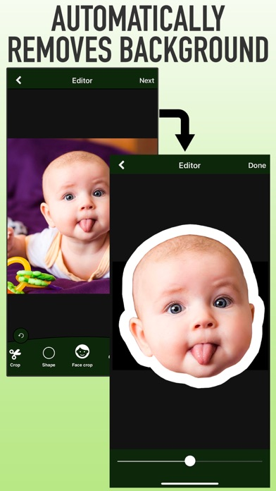 Stickers Maker WhatsAp screenshot 2