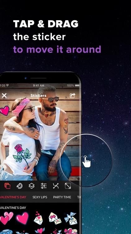 Mix-Pix: Art Photo Editor screenshot-4