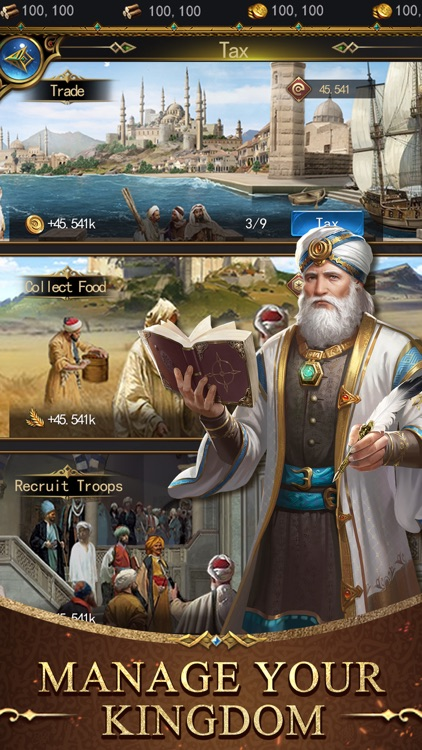 Secrets of Empire screenshot-3