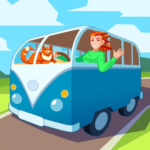 Virtual Travel: Life Simulator