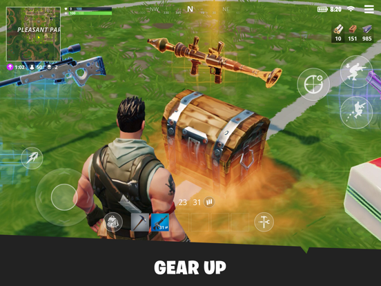 Image of Fortnite for iPad