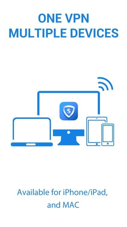 SkyVPN - Best VPN Proxy Shield screenshot-3
