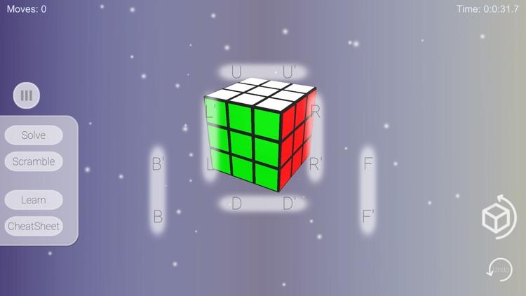 Rubies Cube 3D Puzzle screenshot-6