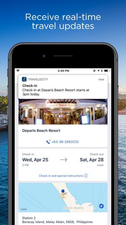 Travelocity Hotels & Flights screenshot-3