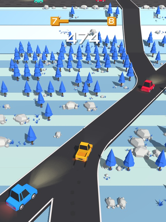 Traffic Run! screenshot 10
