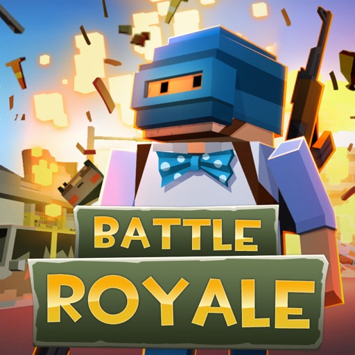 Grand Battle Royale: Pixel FPS by GameSpire Ltd