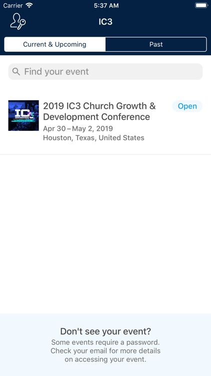 IC3 - Issachar Conference screenshot-1