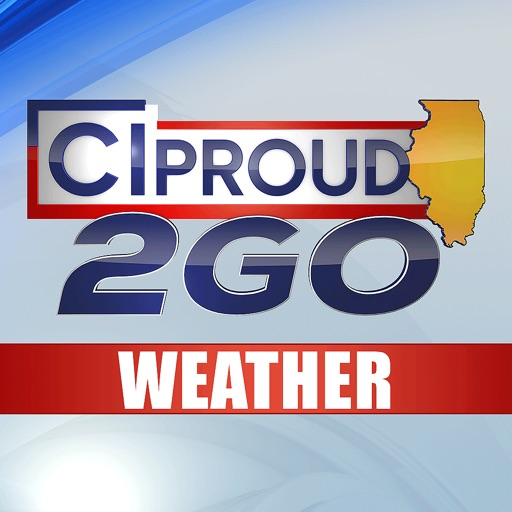 CIProud2Go Weather App for iPhone - Free Download CIProud2Go