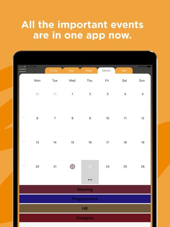 Inksot Calendar screenshot-6