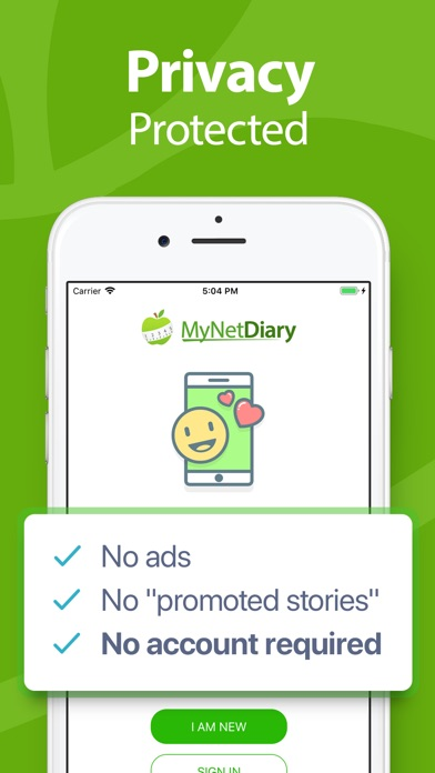 Download MyNetDiary Calorie/kJ Counter for Pc