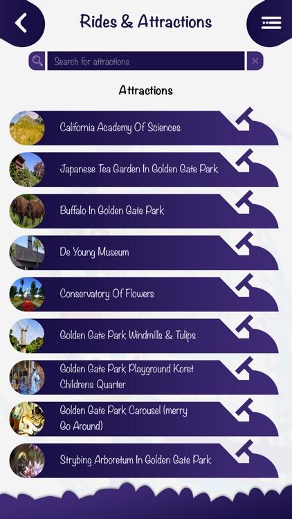 Best App to Golden Gate Park