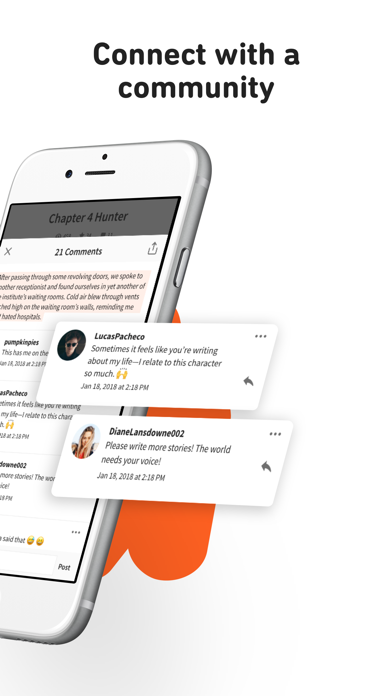 Wattpad App Reviews - User Reviews of Wattpad
