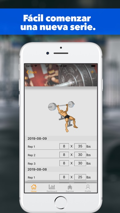 Descargar Fitzy: Workout Fitness Trainer para Android
