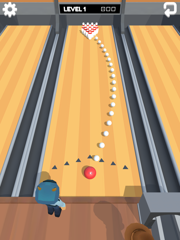 Perfect Bowling screenshot #7