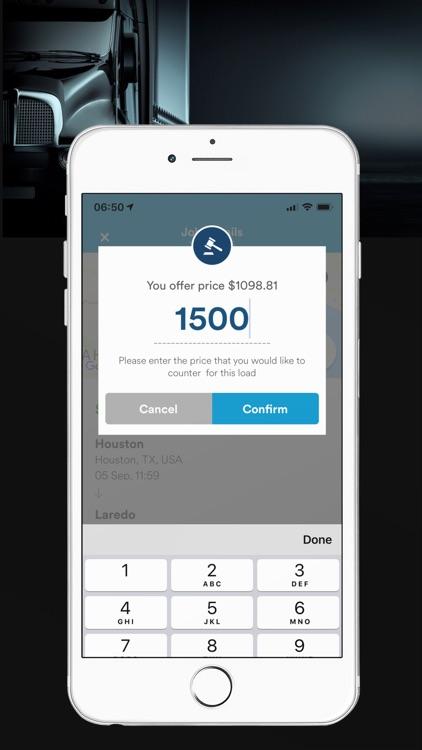 UpBid Driver screenshot-4