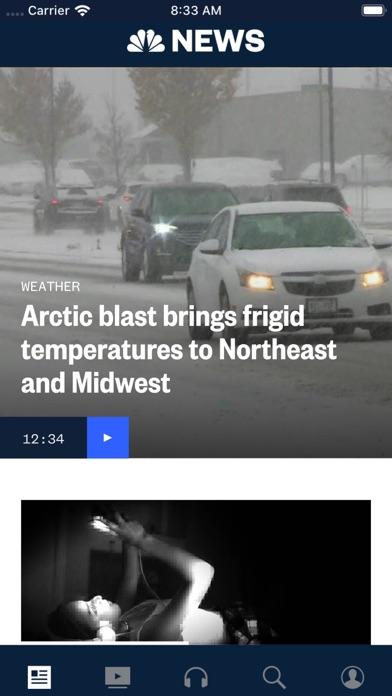Foto do NBC News: Breaking & US News