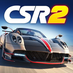 Ícone do app CSR Racing 2